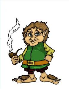 JDR Hobbit