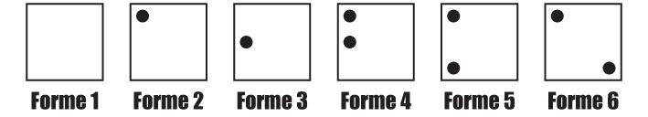 6 formes